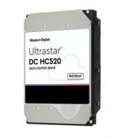 Жесткий диск SAS 12TB 7200RPM 12GB/S 256MB DC HC520 0F29532 WD