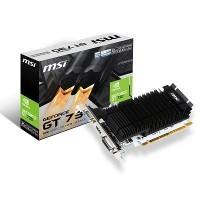 Видеокарта PCIE16 GT730 2GB GDDR3 N730K-2GD3H/LP MSI