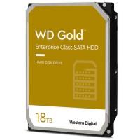 Жесткий диск SATA 18TB 7200RPM 6GB/S 512MB GOLD WD181KRYZ WDC