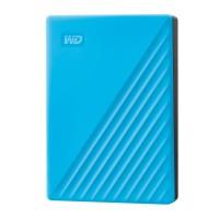 """Внешний жесткий диск USB3 4TB EXT. 2.5"""" BLUE WDBPKJ0040BBL-WESN WDC"""
