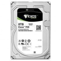 Жесткий диск SATA 8TB 7200RPM 6GB/S 256MB ST8000NM000A SEAGATE
