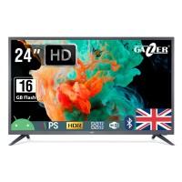 """Телевизор LCD 24"""" TV24-HS2G GAZER"""
