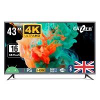 """Телевизор LCD 43"""" TV43-US2G GAZER"""