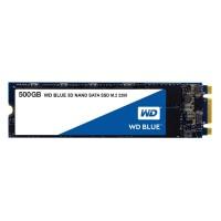 SSD жесткий диск M.2 2280 500GB TLC BLUE WDS500G2B0B WDC