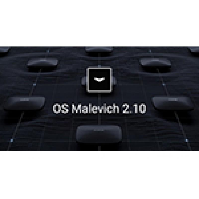 OS Malevich 2.10 — новая версия прошивки для систем безопасности Ajax