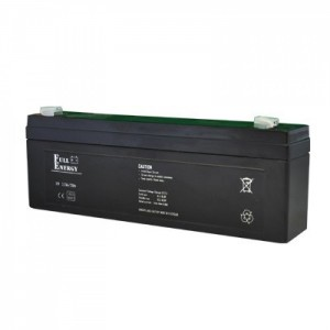 Аккумулятор 12В 2.2 Ач для ИБП Full Energy FEP-122