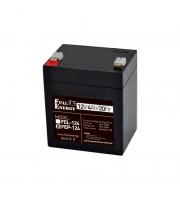 Аккумулятор 12В 4 Ач для ИБП Full Energy FEP-124