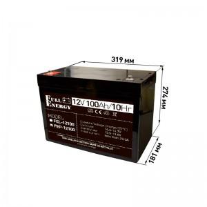 Аккумулятор FEP-12100 для ИБП цена