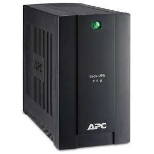 ИБП APC Back-UPS 750 ВА, 230 В, модель с розетками Schuko