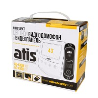 ATIS AD-430W Kit box