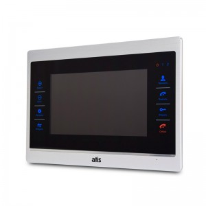 Видеодомофон ATIS AD-740M S-Black цена