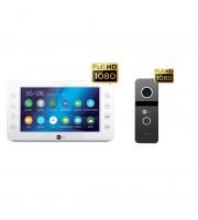 Комплект видеодомофона NeolightKAPPA+ HD / Solo FHD Graphite
