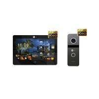 Комплект видеодомофона NeolightMEZZO HD Black / Solo FHD Graphite