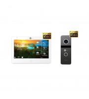 Комплект видеодомофона NeolightMEZZO HD / Solo FHD Graphite