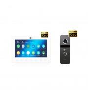 Комплект видеодомофона NeolightOMEGA+ HD / Solo FHD Graphite