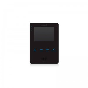 Видеодомофон Slinex MS-04 (black)