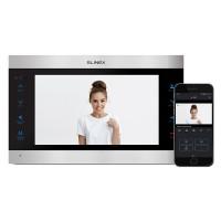 Видеодомофон Slinex SL-10IPT (silver-black)