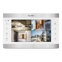 Видеодомофон SlinexSL-10IPT (silver-white)