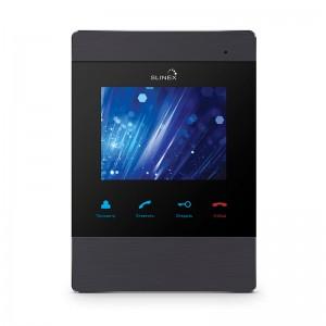 Видеодомофон Slinex SM-04M (black)
