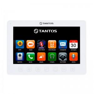 """Видеодомофон Tantos Prime Slim 7"""" (White)"""
