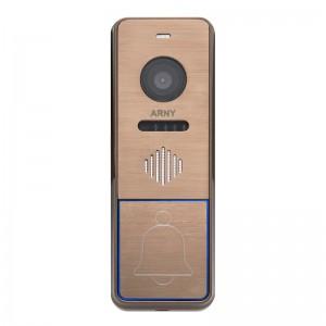 Видеопанель ARNY AVP-NG420 (1Mpx) bronze цена