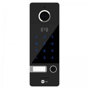 Видеопанель Neolight Optima ID Key black цена