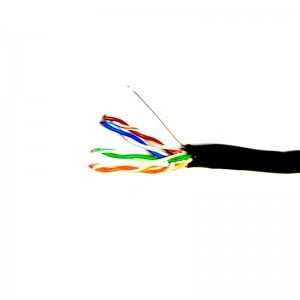 FTP 4x2x0.5-CU PE кат.5е (FTP медь наружный) бухта 305м