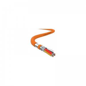 Огнестойкий кабель JE-H(St)H FE180 / E90 1x2x0,8 цена