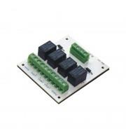Релейный модуль PCB-501 на две двери (шлюз)