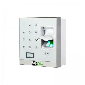 Терминал контроля доступа по отпечатку пальца ZKTeco X8-BT