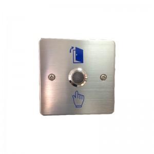Кнопка выхода Yli Electronic Exit-807 для системы контроля доступа