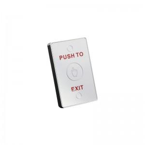 Кнопка выхода пьезоэлектрическая Yli Electronic PBS-821A(LED) с LED-подсветкой