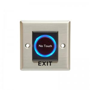 Кнопка выхода ISK-840A No Touch для системы контроля доступа цена