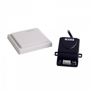Технические характеристики ABK-400RC (кнопка+радиобрелок)