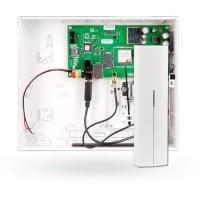 JA-101KR-LAN Контрольная панель с встроенным GSM/GPRS/LAN коммуникатором.