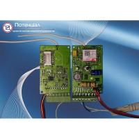 Охранная сигнализация GSM-Лайка