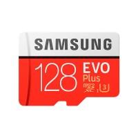 Карта памяти Samsung EVO Plus microSDXC UHS-I 128GB сlass10