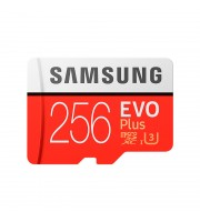 Samsung microSDXC 256GB EVO Plus UHS-I (MB-MC256GA/RU)