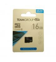 Карта памяти microSDHC 16Gb Team Group Class 10
