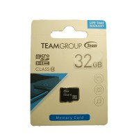 Карта памяти microSDHC 32Gb Team Group Class 10