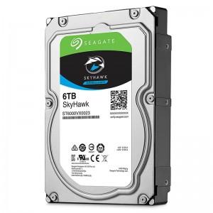Жесткий диск Seagate Skyhawk ST6000VX0023 6Tb цена