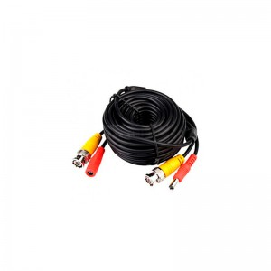 BNC-power кабель 18м 2 Мп
