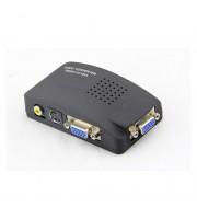 Конвертер видеосигнала VGA-AV