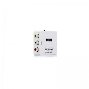 Конвертер mini AV-HDMI