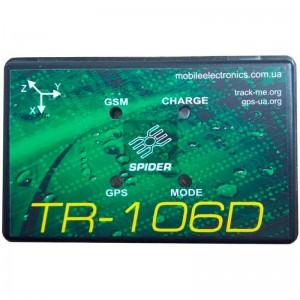 GPS трекер Spider TR 106D цена