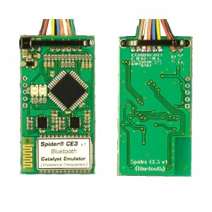 Эмулятор катализатора Spider CE3 цена