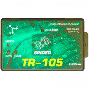 GPS-трекер SPIDER TR-105 цена