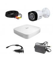 Комплект видеонаблюдения HD-CVI PTB KIT d41W