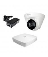 Комплект видеонаблюдения IP PTB KIT d41D