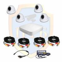 Комплект видеонаблюдения PTB KIT HDCVI 44DM